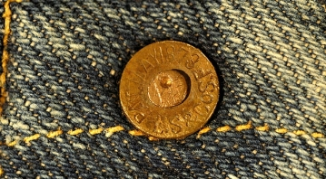 Levis vintage rivet-compressed
