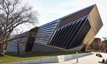 Broad Art Museum, by cjverb