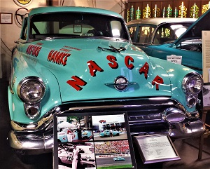 1953 Oldsmobile Deluxe 88-RE Olds Museum, Photo by cjverb (2017)