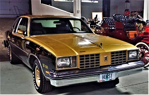 1981 Oldsmobile Omega-RE Olds Museum, Photo by cjverb (2017)