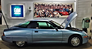 1996 General Motors EV1-RE Olds Museum, Photo by cjverb (2017)