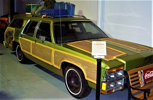 FamilyTruckster from the movie Vacation, Photo by A. Lautenbach