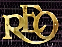 REO Logo, RE Olds Museum, Photo by cjverb (2017)