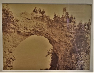 Arch Rock, Photo by Foley Brothers (c1885)