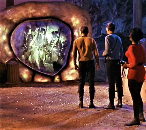 Guardian of Forever, Star Trek Original Series Paramount (1967)