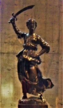 Judith by Antonio Pollaiuolo, DIA