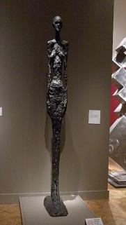 Standing Woman II by Alberto Giacometti, DIA
