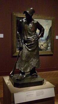 The Hammerman by Constantin Meunier, DIA