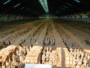 Terracotta Warriors Pit #1, Photo by cjverb (2017)-1