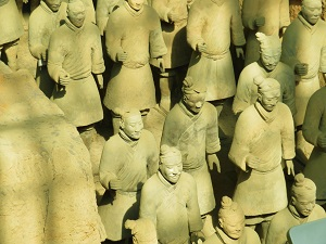Terracotta Warriors Pit #1, Photo by cjverb (2017)-3