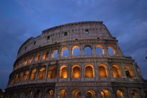 Colosseum in Rome, Italy, Pixabay