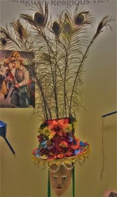Tora Huaco Headdress, Michigan State University Museum, Photo by cjverb (2012)