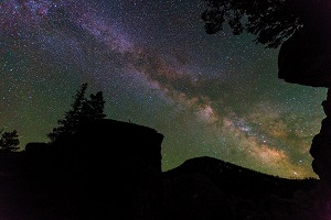 Milkyway, Photo by Skeeze, Pixabay-2