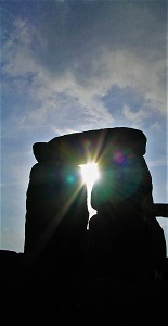Stonehenge, Photo by Kristian H Resset (2005), Wikimedia Commons