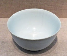 Porcelain Bowl, (Joseon Dynasty 1392-1910), Univ. of Michigan Museum of Art, Photo by cjverb (2018)