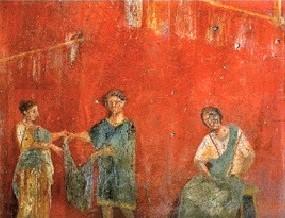 Roman Laundry, Pompeii-3