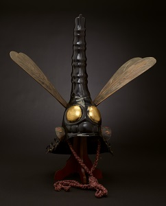 Helmet in the Shape of a Dragonfly (17th century), Minneapolis Institute of Art