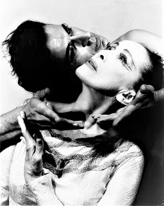 Martha Graham & Bertram Ross (1961), Photo by Carl Van Vechten, WikiMedia Commons