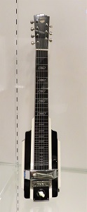 New Yorker Electric Guitar (c1937), Minneapolis Institute of Art, Photo by cjverb (2018)