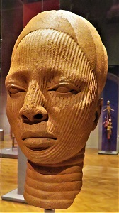 Yoruba Head (12th-14th century), Minneapolis Institute of Art, Photo by cjverb (2018)-1