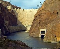 Hoover Dam, Photo by Jeffrey G. Katz, Wikimedia Commons