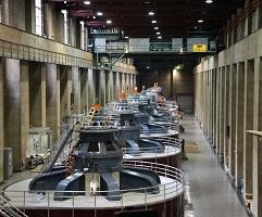 Hoover Dam Power Plant, Photo by jemandausbayern, Pixabay