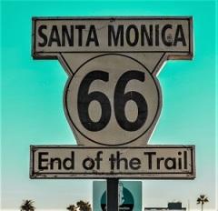 Route 66, Photo by NextVoyage, Pixabay-300px