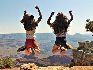 Grand Canyon, Photo by Sabine Krzikalla, Pixabay-px