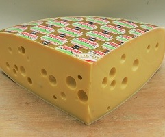 Emmentaler Premier Cru, Photo by Manuel2, WikiMedia Commons