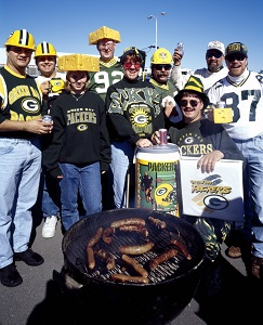 Cheeseheads, Photo by CM Highsmith, Wikimedia Commons-300px