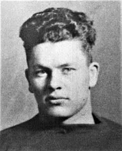 Earl (Curly) Lambeau (1918), Photo by Wikimedia Commons