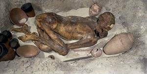 Gebelein Man A (c3351-3017 BCE), British Museum