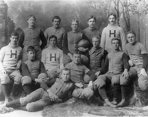 Harvard Crimson(1890), Wikimedia Commons