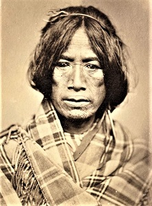 Māori Woman (c1860-1879), by Photothèque du Musée de l'Homme, WikiMedia Commons