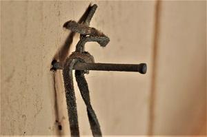 Nail, Photo by Teri Wood, Pixabay