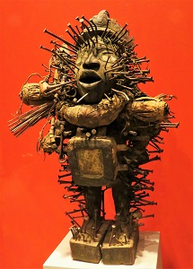 Power Figure, Kongo 20th Century, Minneapolis Institute of Art, Photo by cjverb (2018)