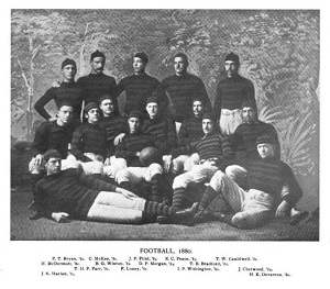 Princeton Tigers (1880), Wikimedia Commons