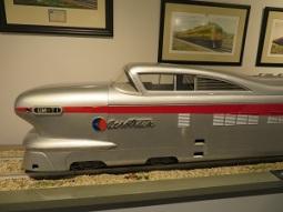 Aerotrain Model, National Railroad Museum, Photo by cjverb (2018)