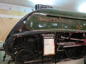 Eisenhower Train, National Railroad Museum, Photo by cjverb (2018)-1-300px