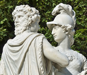 janus & bellona, schönbrunn garden, photo by herzi pinki, wikimedia commons