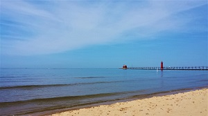 Grand Haven State Park, Photo by cjverb (2015)