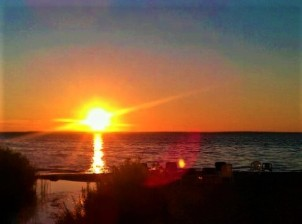 Lake Michigan, Photo by cjverb (2012)