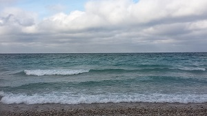 Lake Michigan Shore, Photo by cjverb (2014)-2