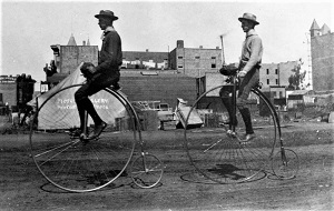 Pennyfarthing (1886), Photo courtesy of Wikimedia Commons
