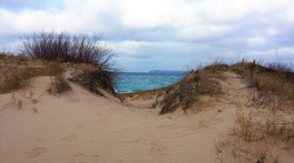 Sleeping Bear Dunes, Photo by cjverb (2014)