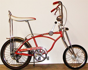Schwinn Krate (1968), Photo by Nels P Olsen, Wikimedia Commons
