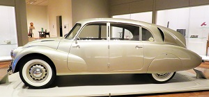Tatra T87 (1948), Minneapolis Institute of Art, Photo by cjverb (2018)