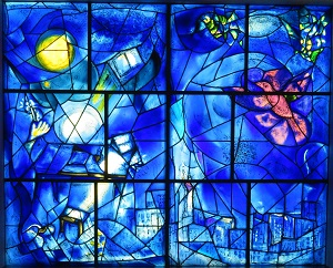 America Windows (1977) by Marc Chagall, Chicago Art Institute, Photo by cjverb (2019)-2