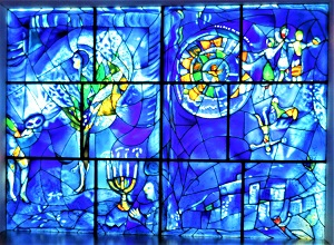 America Windows (1977) by Marc Chagall, Chicago Art Institute, Photo by cjverb (2019)-3