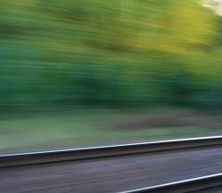 Blurred Train Window by Emilian Robert Vicol, Pixabay